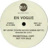 En Vogue - My Lovin 12'