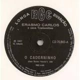 Erasmo Carlos - O Caderninho 7''