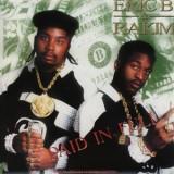 Eric B & Rakim - Paid In Full (Platinum Edition) 3LP