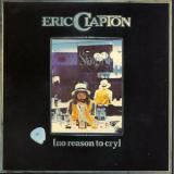 Eric Clapton - No Reason To Cry LP