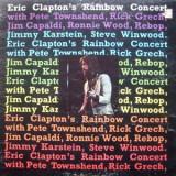 Eric Clapton - Eric Clapton's Rainbow Concert LP