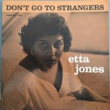 Etta Jones - Don´t Go To Strangers LP