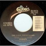 "Europe - The Final Countdown 7"""