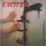 Exciter - Violence & Force LP