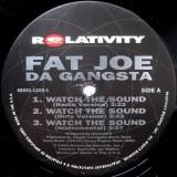 """Fat Joe - Watch The Sound Remix 12"""""""