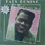 Fats Domino - 20 Rock N Roll Hits LP