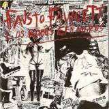 Fausto Fawcett - Fausto Fawcett & Os Robôs Efêmeros LP
