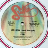 Feel - Let's Rock 12''
