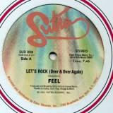 Feel - Let's Rock 12''