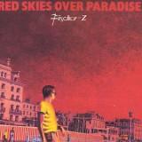 Fischer Z - Red Skies Over Paradise LP