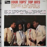 Four Tops - Four Tops Top Hits LP
