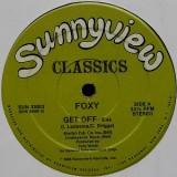 Foxy - Get Off 12''