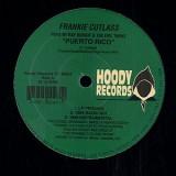"Frankie Cutlass - Puerto Rico 12"""