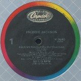 Freddie Jackson - Rock Me Tonight 12""