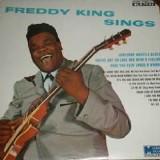 Freddy King - Freddy King Sings LP