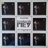 Frederik Mey - Recital Frederik Mey A L´Olympia 2LP