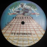 Freestyle - It´s Automatic 12""