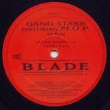 "Gang Starr - 1/2 & 1/2 12"""