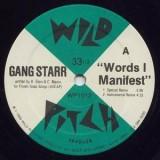 """Gang Starr - Words I Manifest 12"""""""
