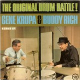 Gene Krupa & Buddy Rich - The Original Drum Battle LP