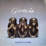 Genesis - Keep It Dark 12""