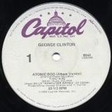 "George Clinton - Atomic Dog 12"""