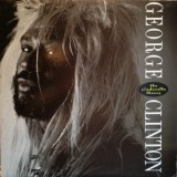 George Clinton - The Cinderella Theory LP