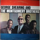 George Shearing - George Shearing And The Montgomery Brothers LP