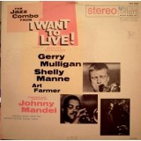 "Gerry Mulligan - The Jazz Combo From ""I Want To Live"" LP"