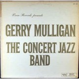 Gerry Mulligan - The Concert Jazz Band LP