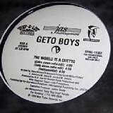 """Geto Boys - The World Is A Ghetto 12"""""""