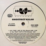 Ghostface Killah - All That I Got Is You 12""
