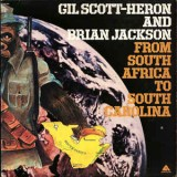 Gil Scott-Heron And Brian Jackson - From South Africa To South Carolina LP