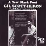 Gil Scott-Heron - Small Talk On 125th And Lenox LP