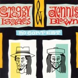 Gregory Isaacs & Dennis Brown - No Contest LP