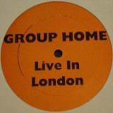 Group Home - Live In London LP