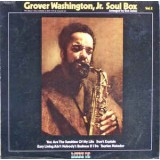 Grover Washington Jr. - Soul Box Vol. 2 LP