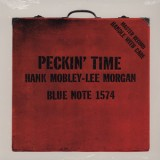 Hank Mobley & Lee Morgan - Peckin Time LP