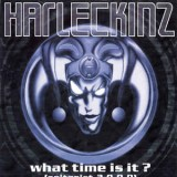 """Harleckinz - What Time Is It 12"""""""