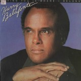 Harry Belafonte - Loving You Is Where I Belong LP