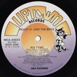 Heavy D & The Boyz - Big Tyme 12''