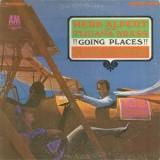 Herb Alpert & Tijuana Brass - Going Places LP