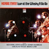 Herbie Mann - Live At The Whiskey A Go Go LP