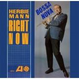 Herbie Mann - Right Now LP