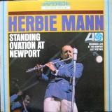 Herbie Mann - Standing Ovation At Newport LP