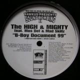 """High & Mighty - B Boy Document ´99 12"""""""