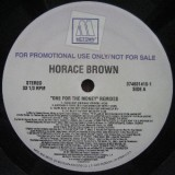 """Horace Brown - One For The Money Remixes 12"""""""