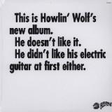 Howlin Wolf - The Howlin Wolf Album LP