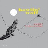 Howlin Wolf - Moanin In The Moonlight LP