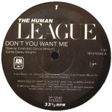 Human League - Don´t You Want Me 12""